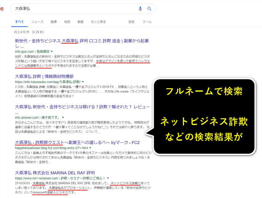 大森淳宏の検索結果