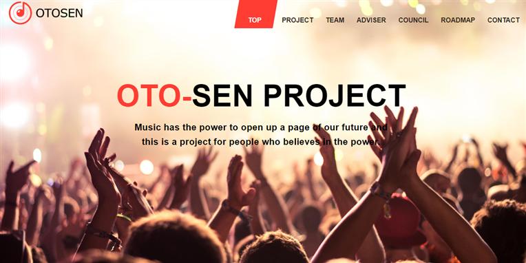 OTOSENプロジェクトのサムネイル画像