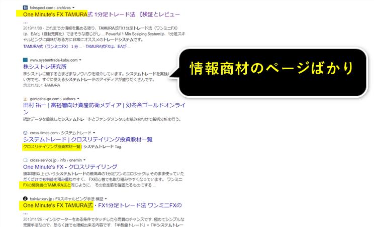 TAMURAの検索結果