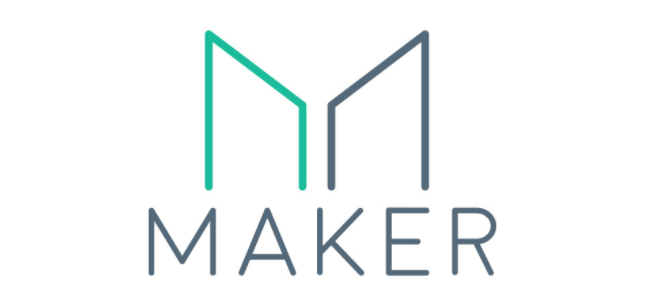Defi銘柄「MakerDAO」のロゴ画像