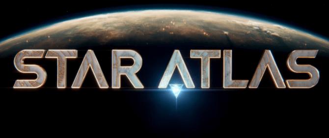 star Atlasのロゴ