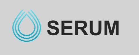 Serum(SRM)のロゴ
